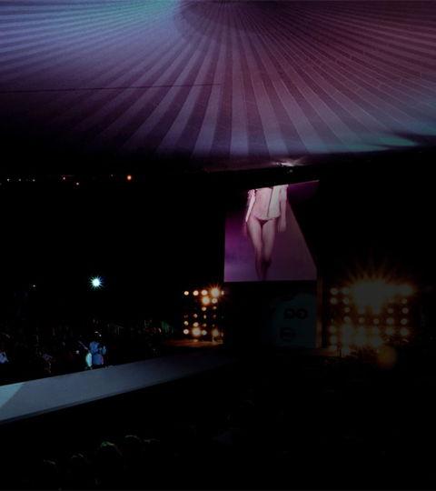 Showarchitekten für GQ Style Night / creative production, event, eventberatung, eventorganisation, ispo, organisation, prominenz, sportmesse, veranstaltung, gq, kunden,