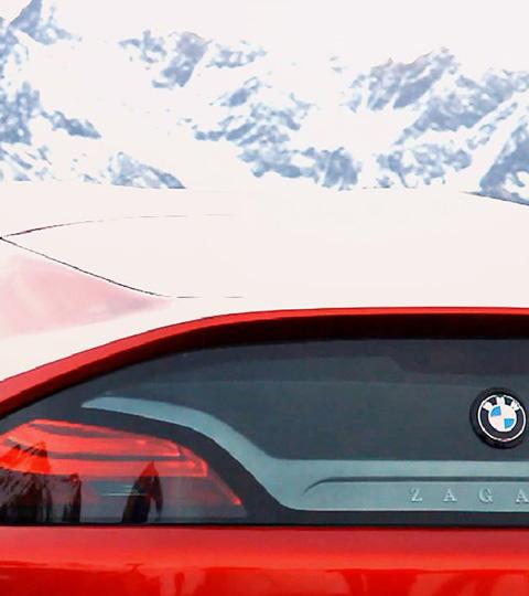 Showarchitekten für BMW Zagato / automobil, automotive, filmproduktion, werbefilm, zagato, bmw, kunden,